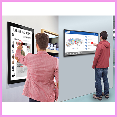 CDS Fully Supporting Interactive Kiosk Solutions