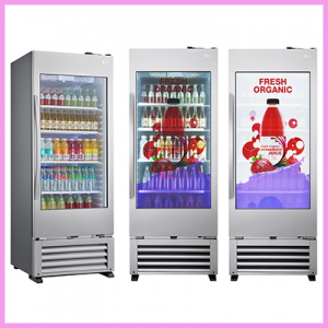 CDS Kühlschrank – Eine neue Werbeplattform