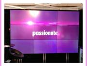 CDS videowall displays