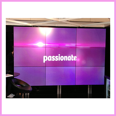 The Potential of Video Wall Displays