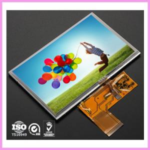 "Cutting-edge 8.8"" Letterbox TFT LCD"