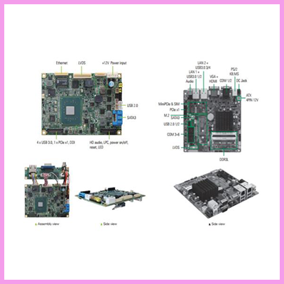 CDS Offers Wide Range of Single Board Computers