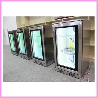 cds transparent fridges