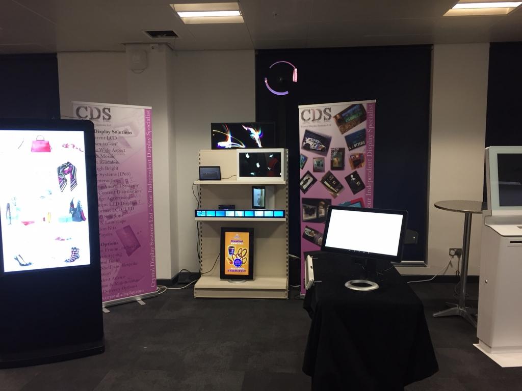 CDS kiosk summit london