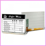 CDS Increases Range of E-Paper Displays for Transportation Information and Digital Signage