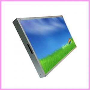 Open Frame Monitors with In-Built Media Players
