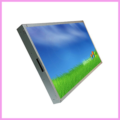 cds open frame monitor with media player