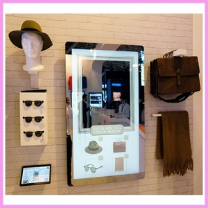 CDS Range of Specialist Magic Mirror Displays