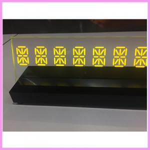 In-glass Laminated Transparent Displays Improve Safety