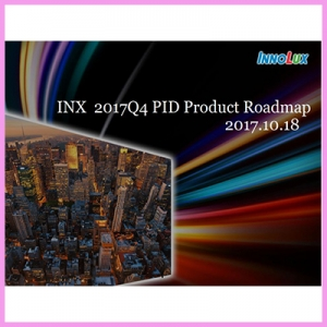 Read more about the article Innolux Large Format TFT Panel Product Roadmap