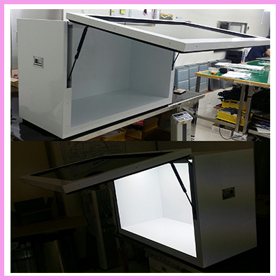 More Custom Transparent Designs for you