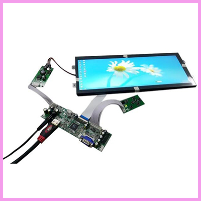 12.3 inch Automotive TFT Now Available with USB Touch Interface