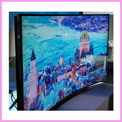 cds gaming curved displays