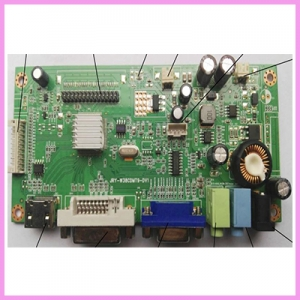 Lowest Cost TFT LCD Video Card in Europe?