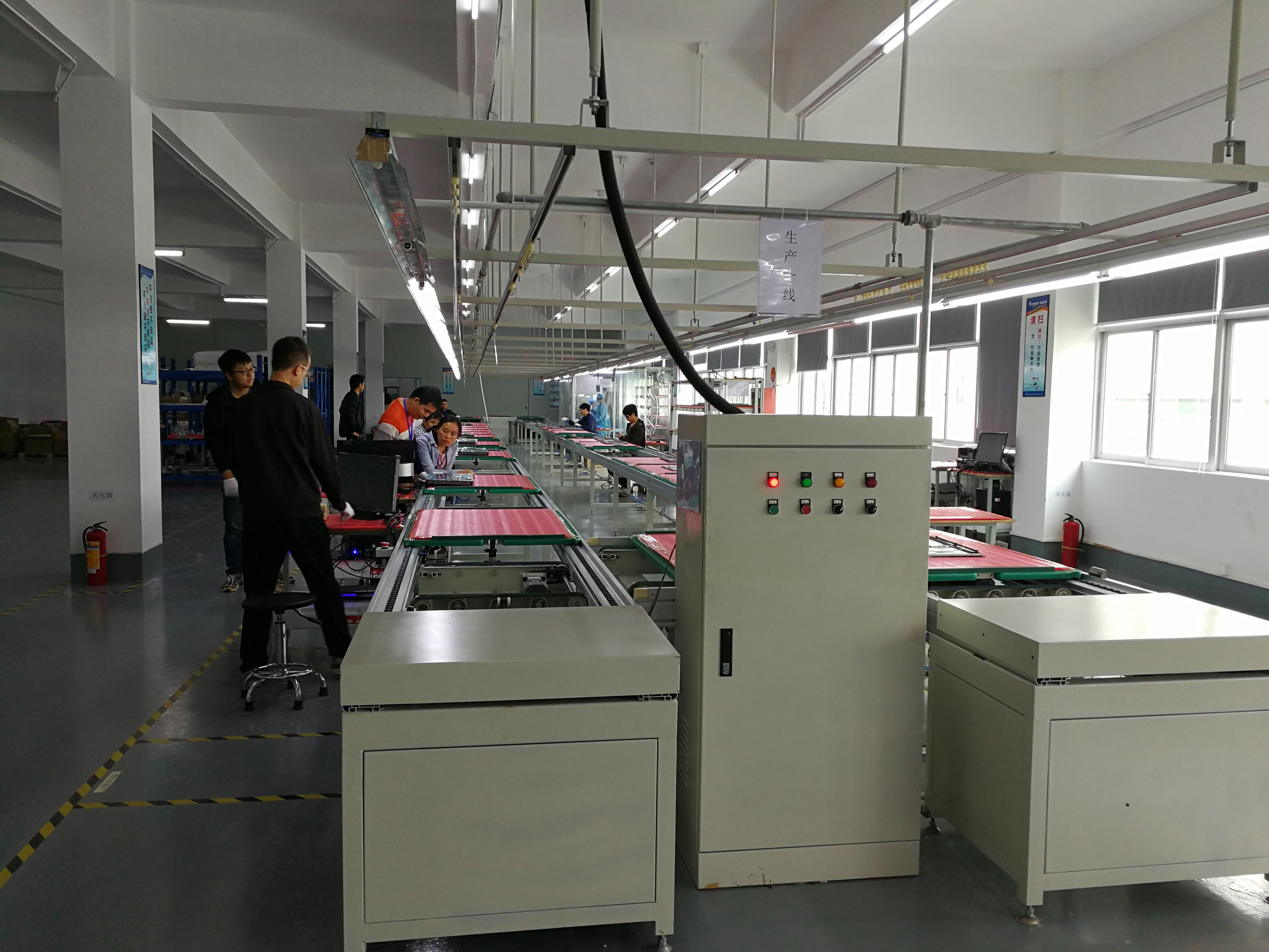 factory improvements