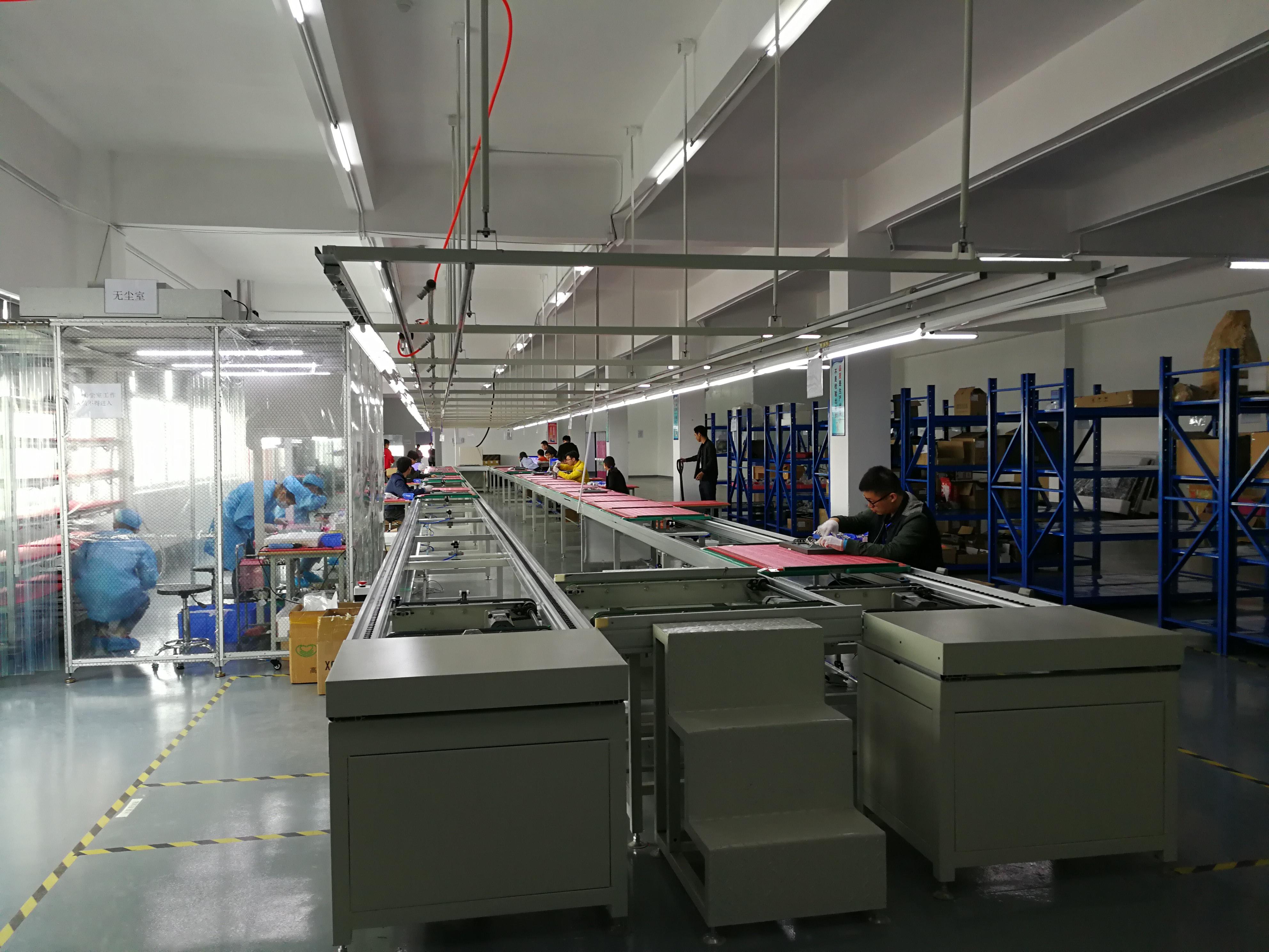 factory testing