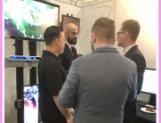 CDS ice gaming show