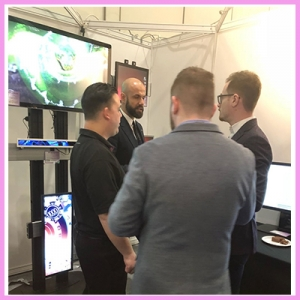 Thank You for Visiting us at ICE Totally Gaming