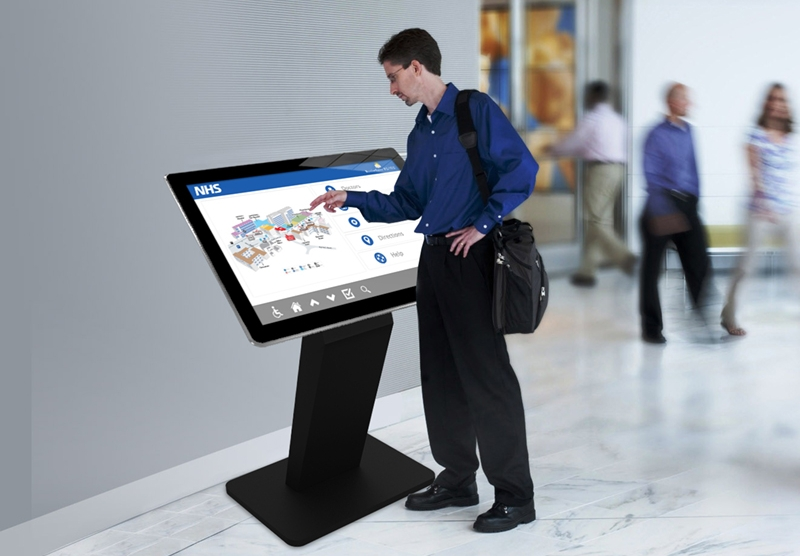 PCAP Touch Screen Kiosk Application Image (2)
