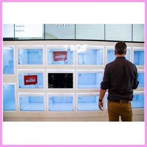 Transparent Displays Change the Future of the Dining Experience