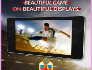 CDS world cup on digital signage