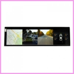 Ultra High Resolution 1600 x 480 Pixel Letterbox Display