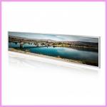 Super Slim Ultra Wide Stretched Displays