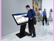 PCAP touch kiosk display