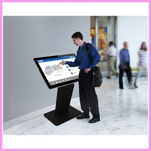The Ultimate Range of All-in-One PCAP Touch Screen Kiosks with Dual OS