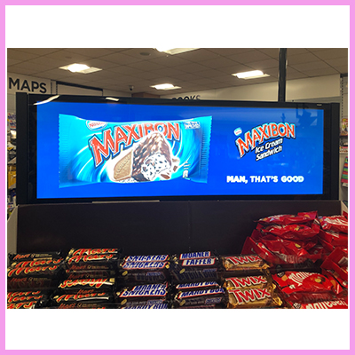CDS Introduces New and Unique Digital Signage to the Retail Arena!