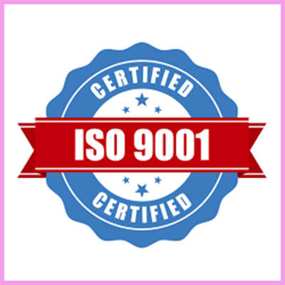 CDS are Working Towards ISO9001 Certification