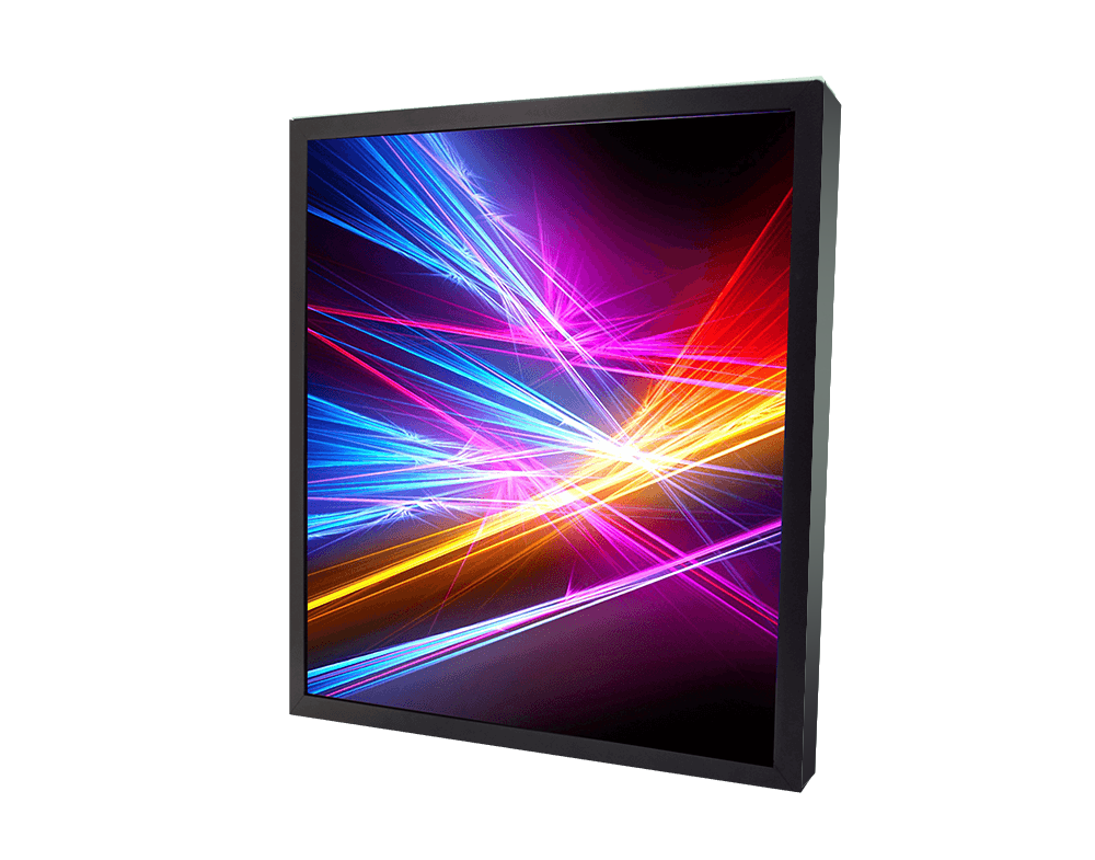 CDS 27.3 inch square cut display