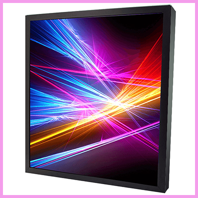 Announcing the 42.1 inch Square LCD Monitor with Touch