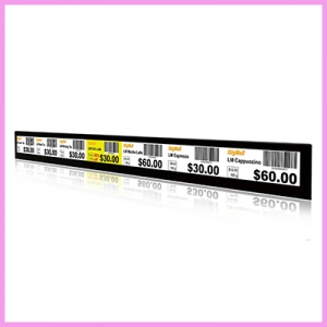 Newly Launched FHD Ultra Wide Stretched Shelf Edge