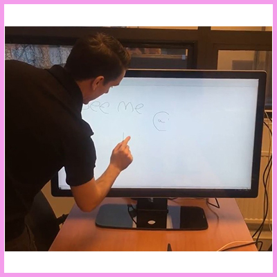 Touch Panels Integrated Directly on the TFT LCD Panel from CDS