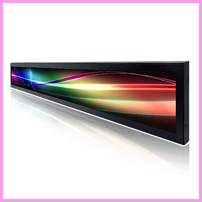 Large Ultra Wide 47.8 inch with Super Slim Physique