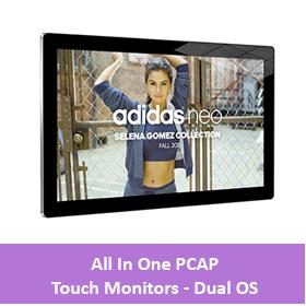 AIO PCAP Dual OS Button