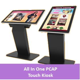 AIO PCAP Kiosk