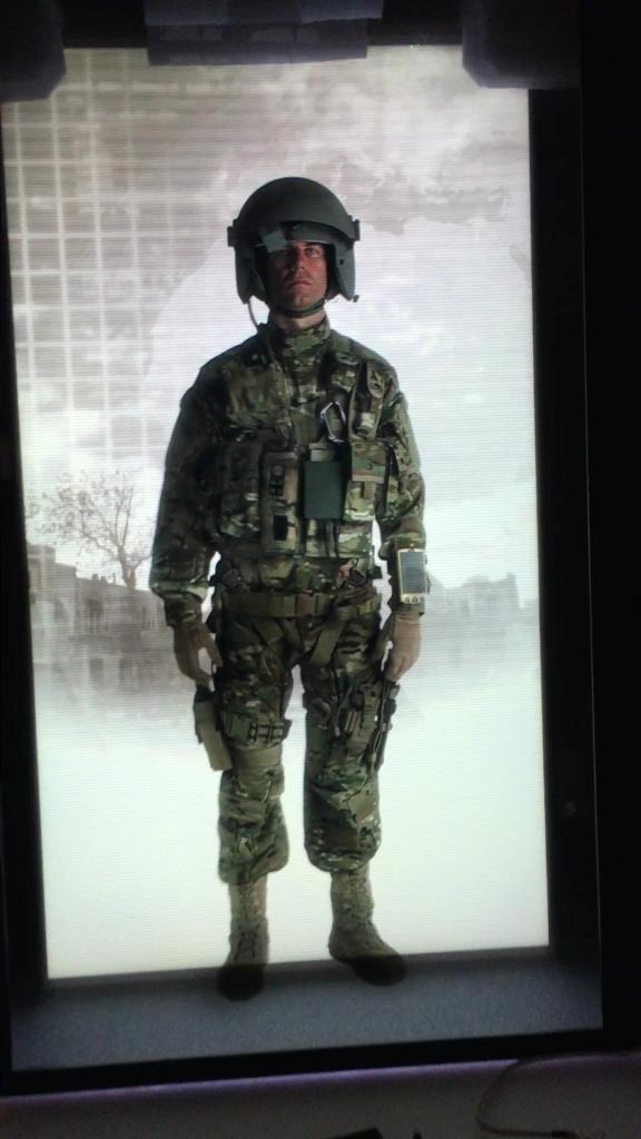 CDS 3DP Soldier