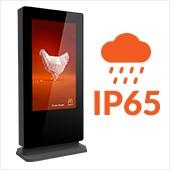 CDS IP65 outdoor display