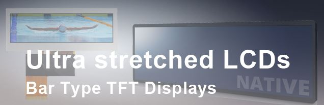 Samsung ultra wide TFT LCD panels