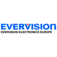 Evervision LCD TFT Displays Logo