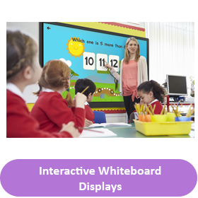 interactive whiteboard button