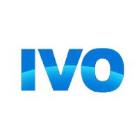 IVO LCD TFT Displays Logo