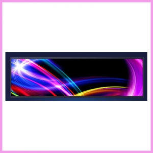 Ultra-Stretched, Slim and Narrow Displays from Samsung