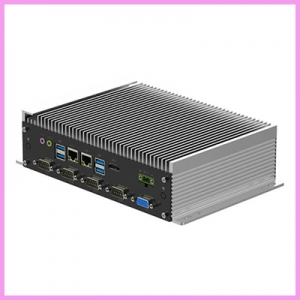Low Power Fanless Embedded Boxed PCs