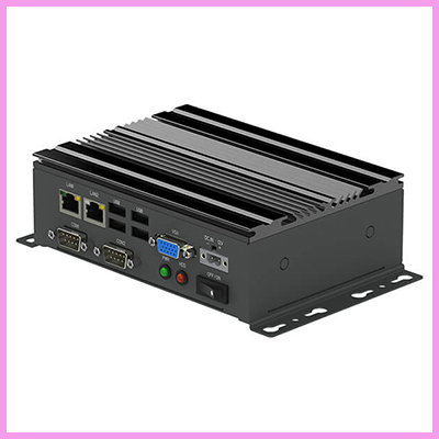 Rugged and Compact Fanless Embedded Boxed PCs for you!