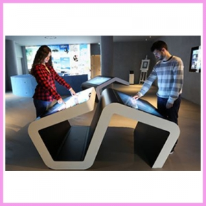 DISPLAX Touch Foils – Ultra Large, Flexible and Customisable