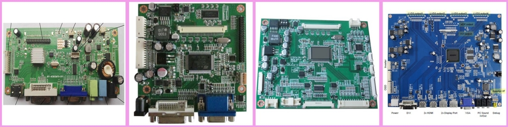 CDS interface boards