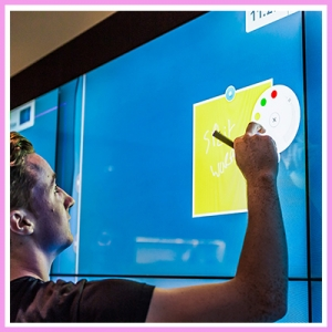 Interactive Whiteboard Displays from Samsung